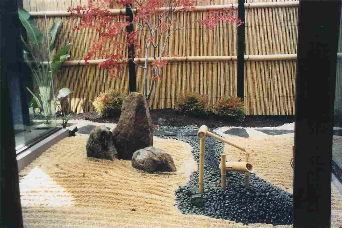 japanese tranquility garden