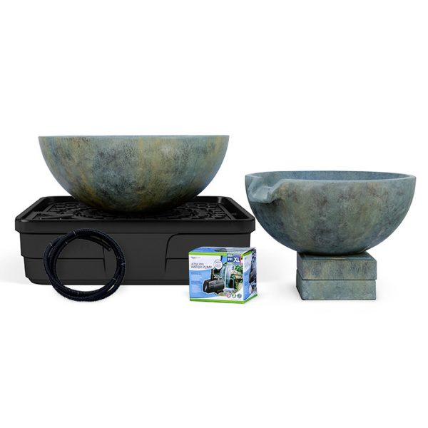 Spillway bowl and Basin Kit