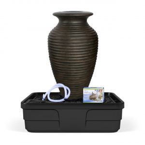 Rippled urn