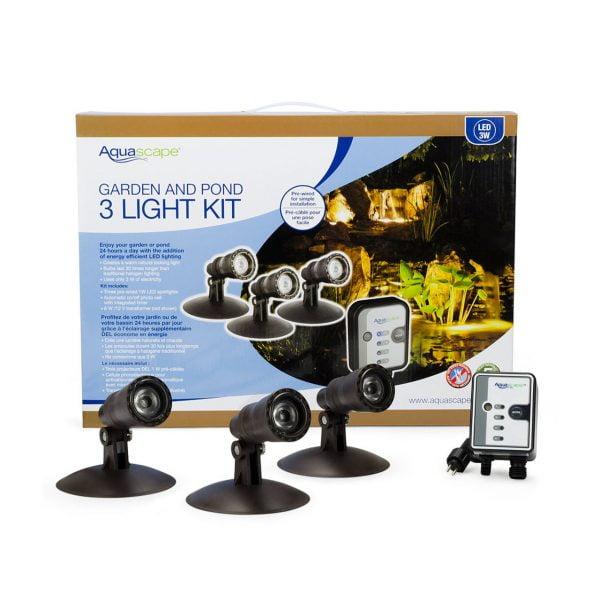 Pond light kit