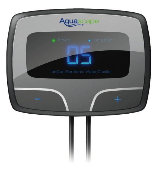 Aquascape control panel