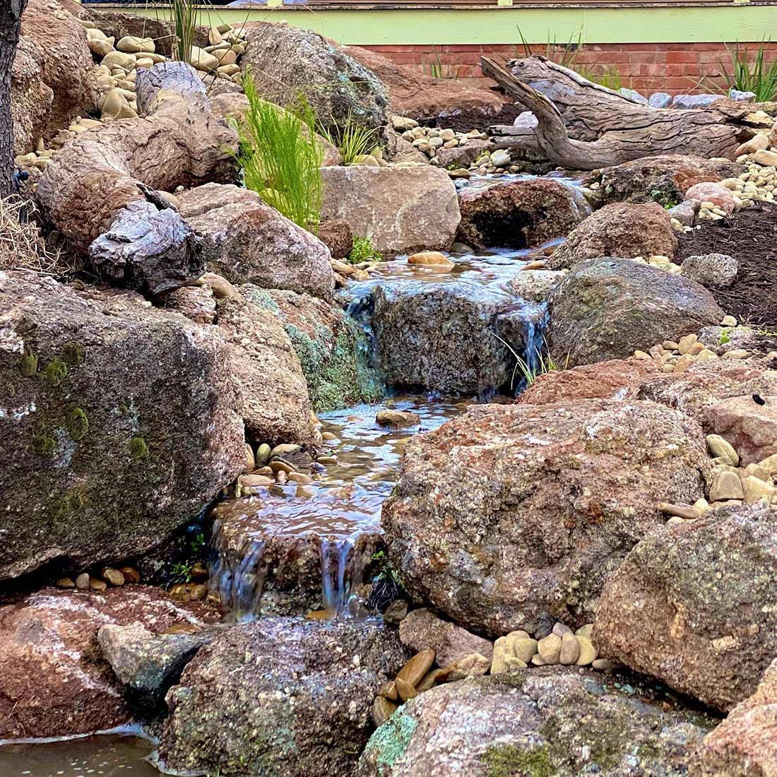 Granite Waterfsalls
