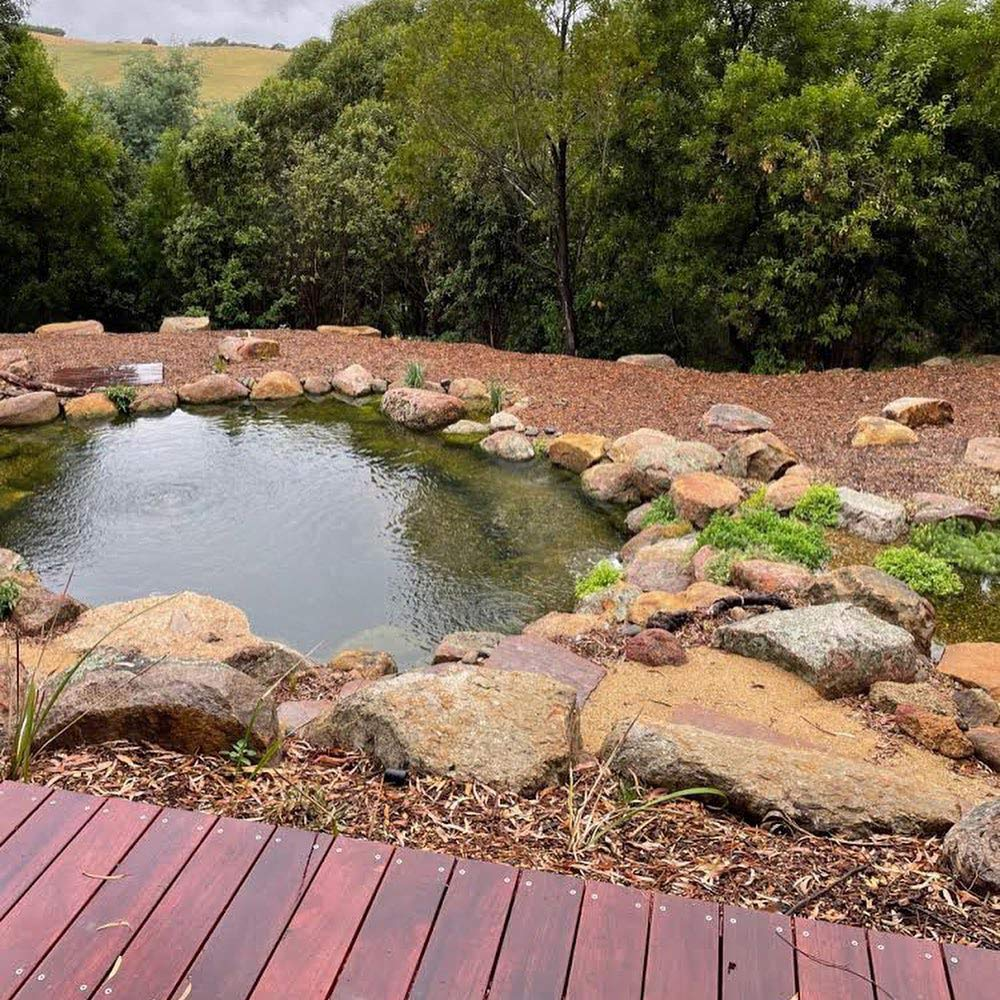 Wonthaggi Rec pond2